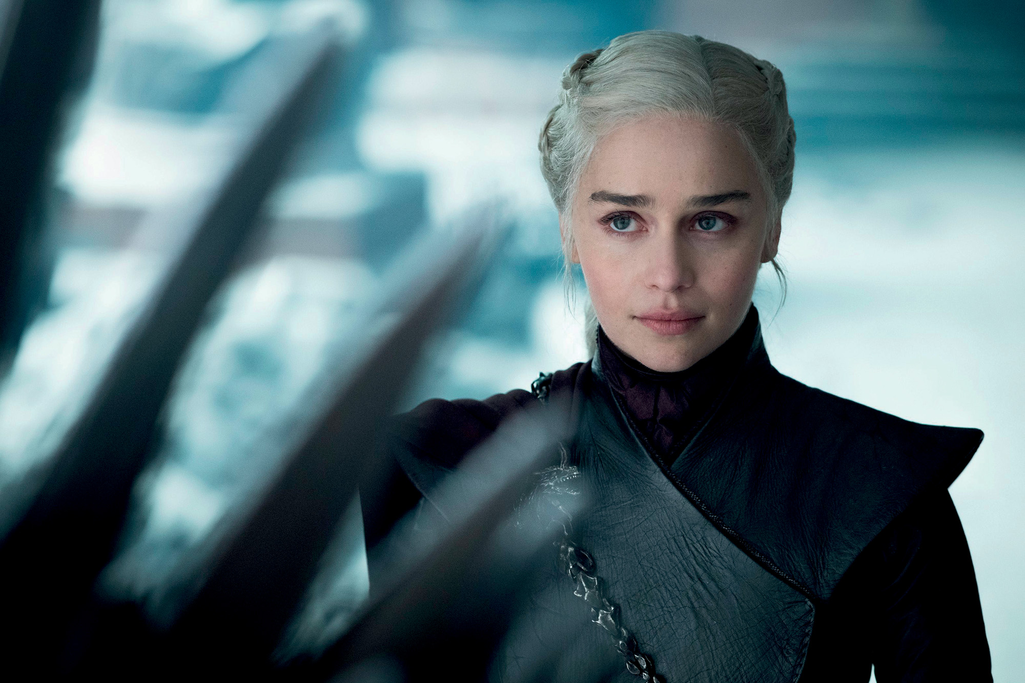 Emilia Clarke trong phim Game of Thrones