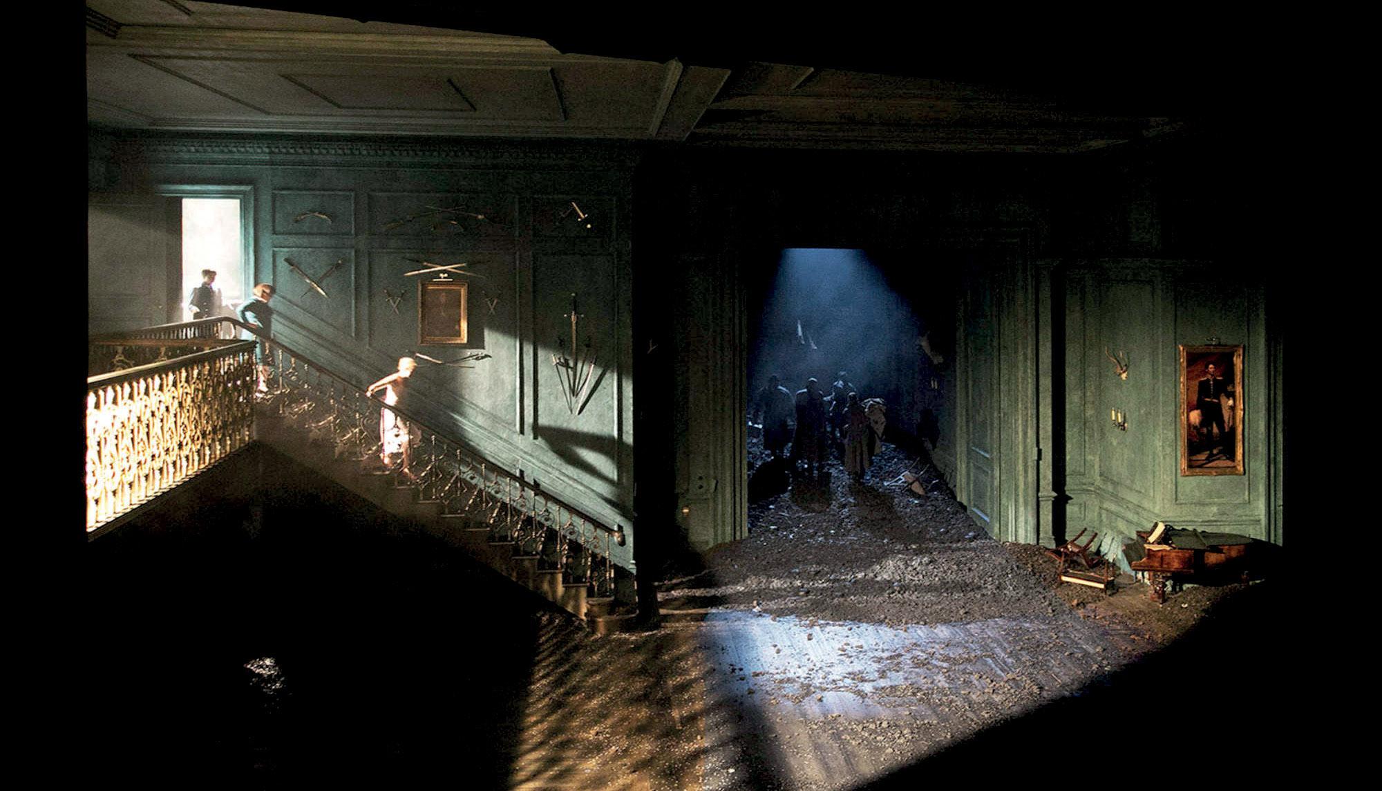 Es Devlin thiết kế sân khấu vở kịch Hamlet