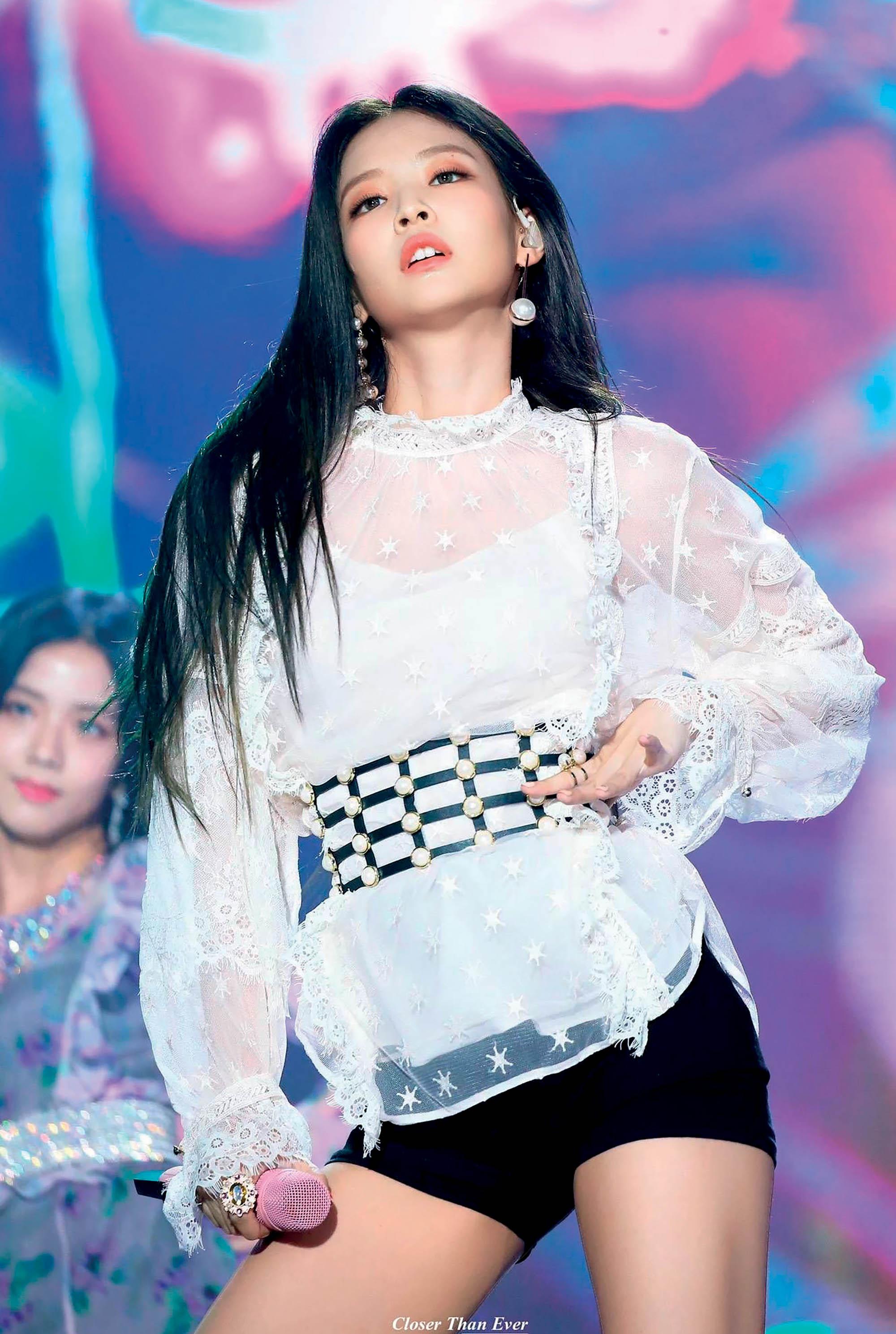 Jennie Kim BlackPink nữ ca sĩ trẻ