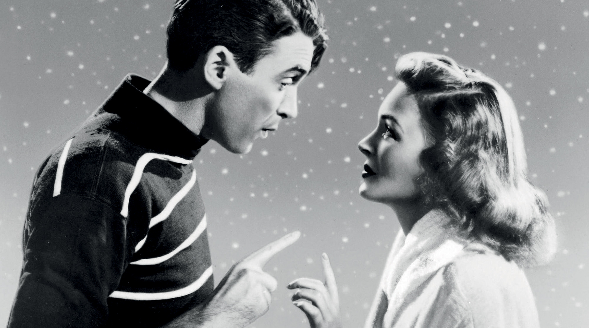 phim Giáng Sinh Donna Reed James Stewart Its a Wonderful Life
