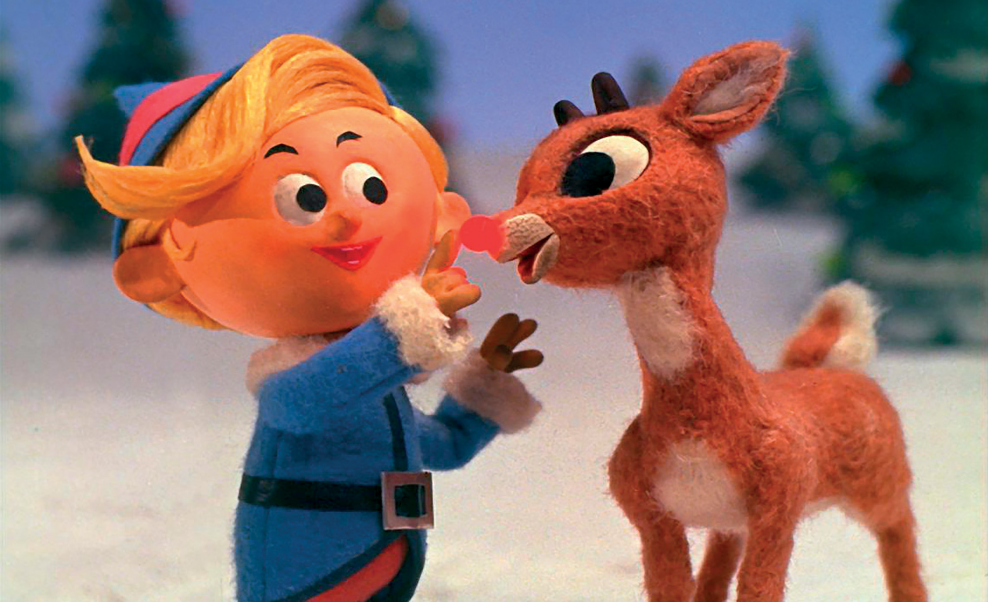 phim Giáng Sinh Rudolph The Red Nosed Reindeer