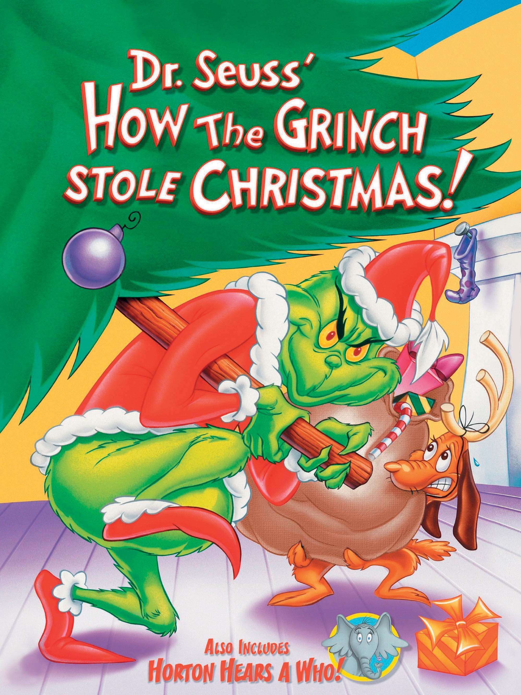 phim Giáng Sinh How The Grinch Stole Christmas