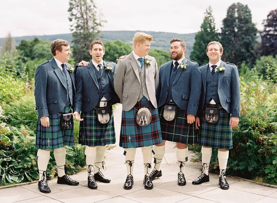 Váy truyền thống của đàn ông scotland