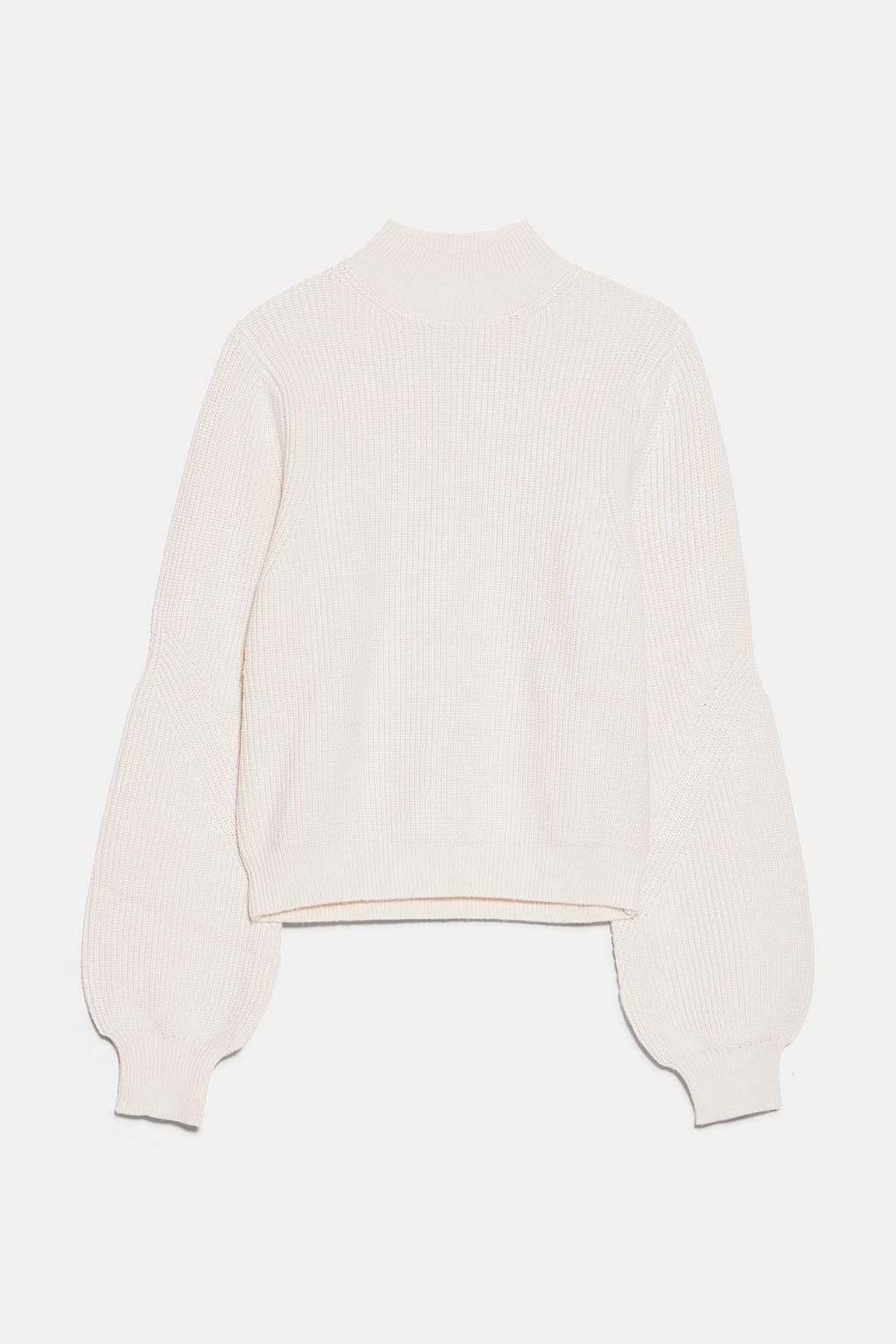 áo cổ lọ Zara - quà tặng giáng sinh 2019