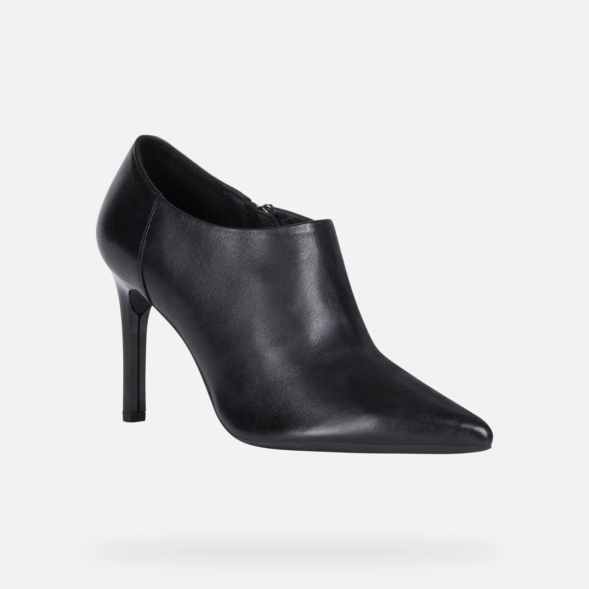 giày ankle boots geox - quà tặng giáng sinh 2019