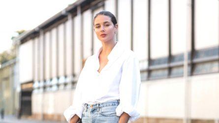6 kiểu áo sơmi trắng không lỗi mốt bạn nên sở hữu