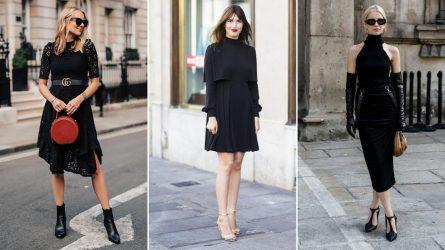Little Black Dress - Chọn đầm đen kinh điển theo từng dáng người