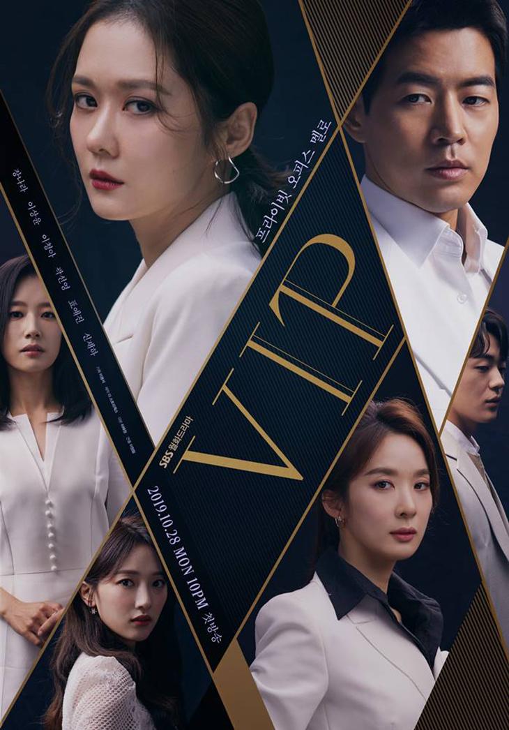 poster phim VIP