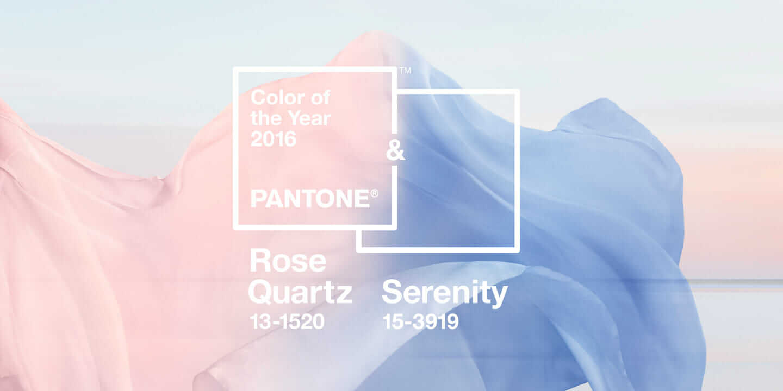 Màu Pantone 2016