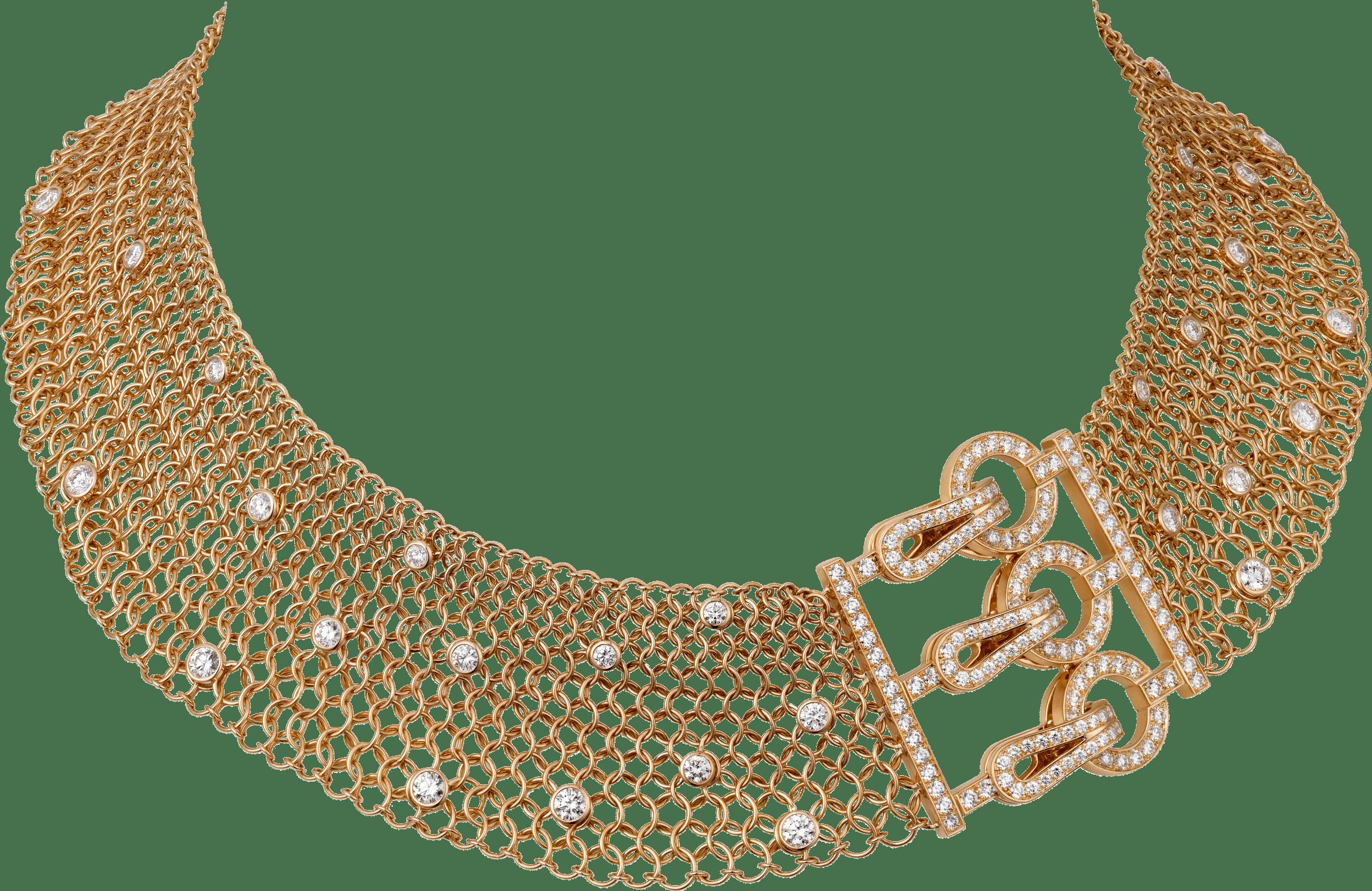 Vòng cổ Agrafe Cartier