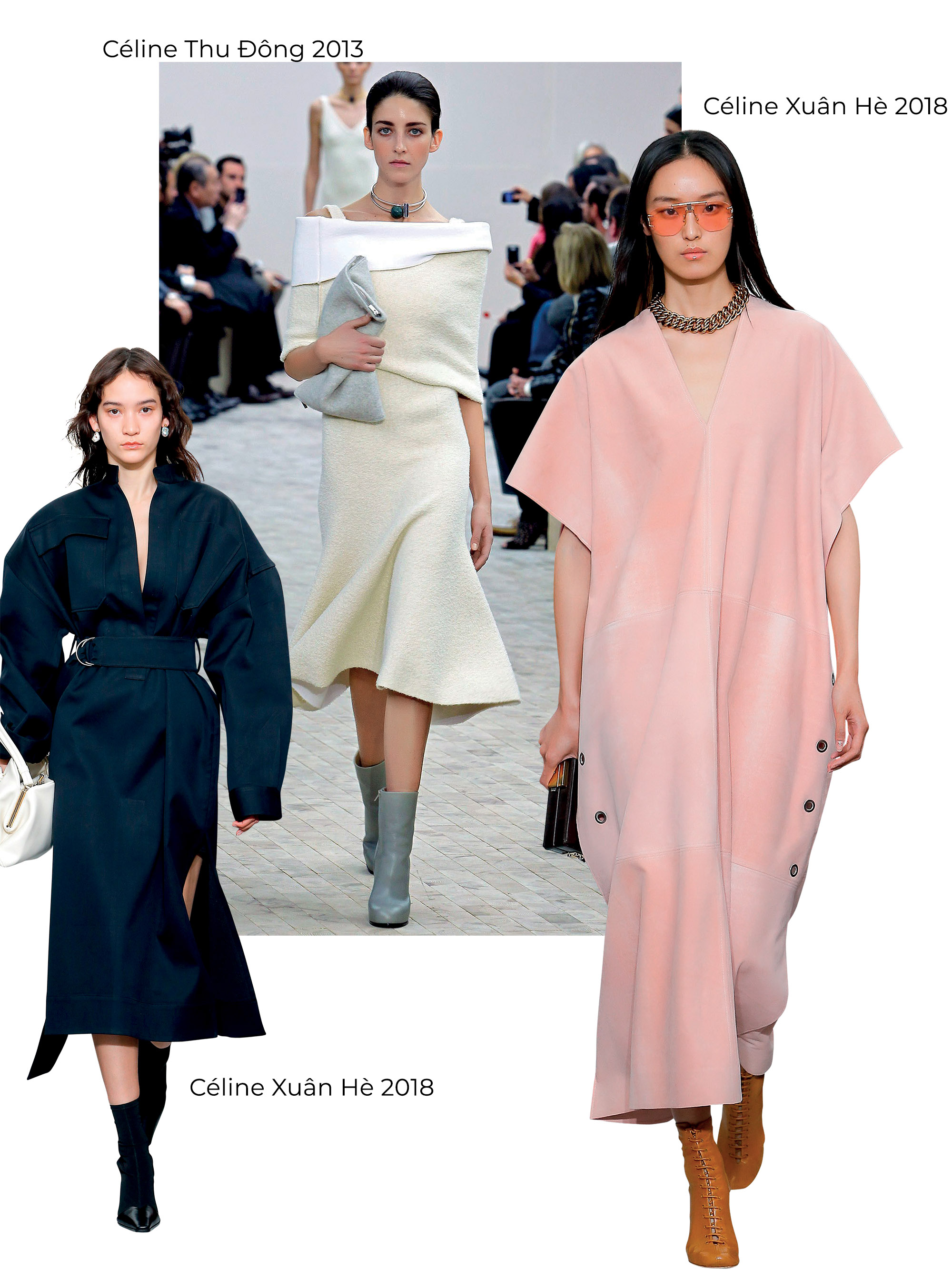 Phoebe Philo những thiết kế của Celine