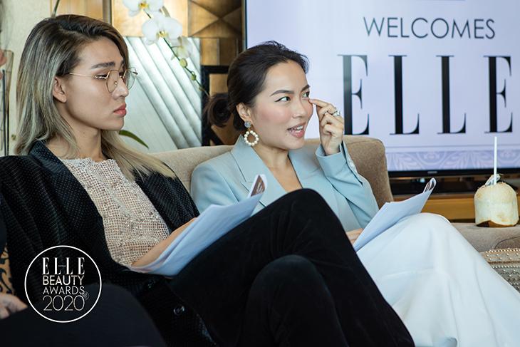 EBAs 2020 beauty bloggers mid nguyễn và hà trúc