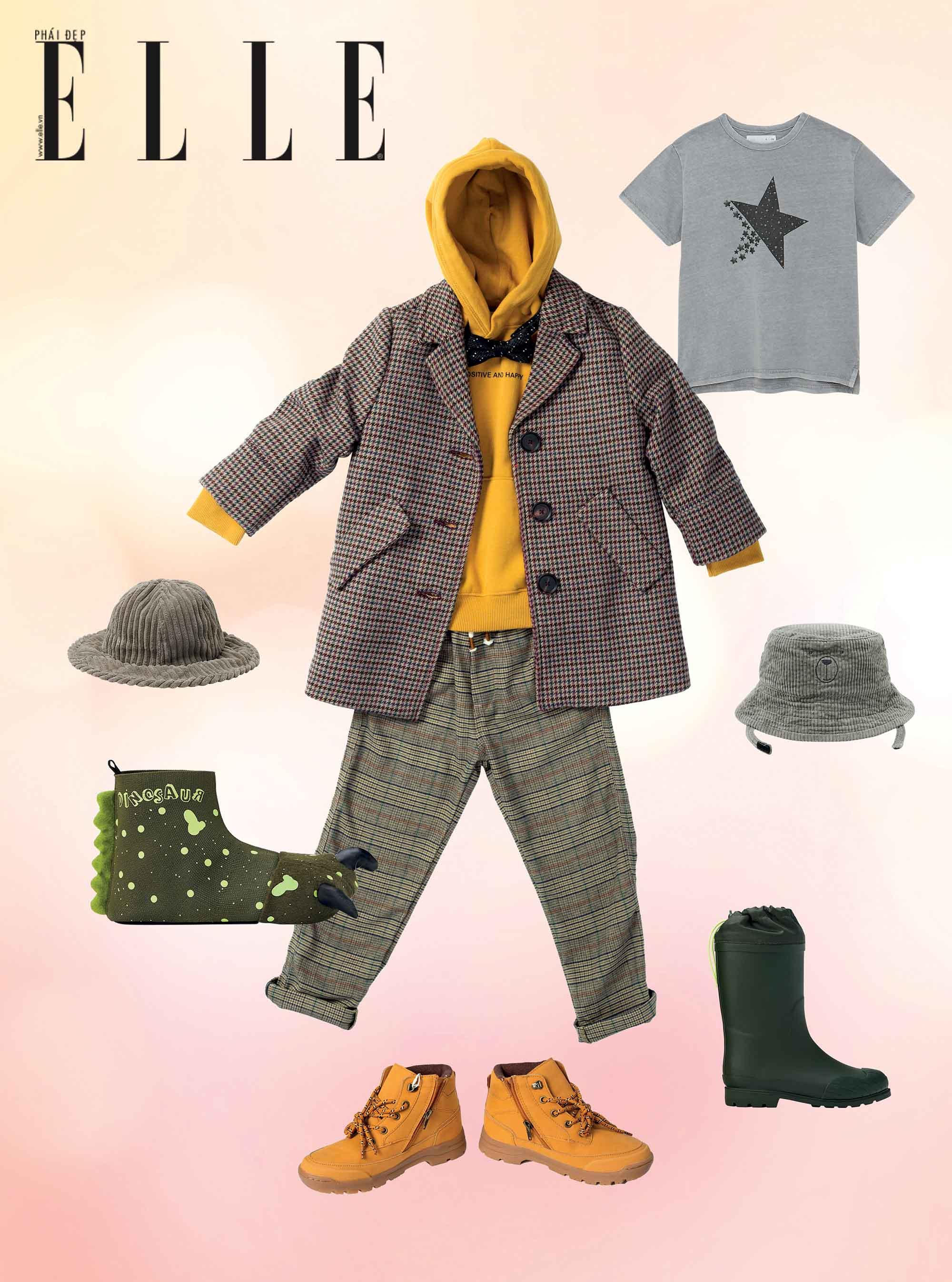 mùa lễ hội trang phục cho trẻ em