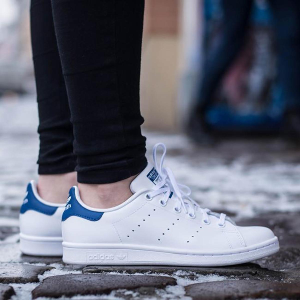 adidas stan smith màu classic blue