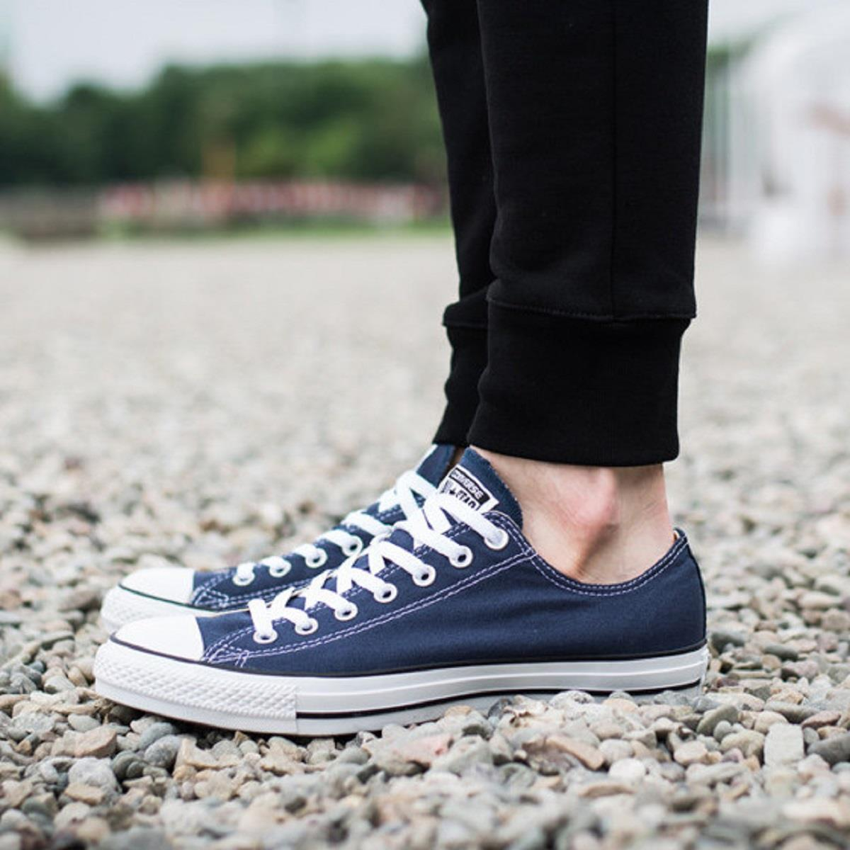 Converse Chuck Taylor màu classic blue