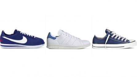 7 kiểu sneakers dành cho các tín đồ yêu thích màu classic blue