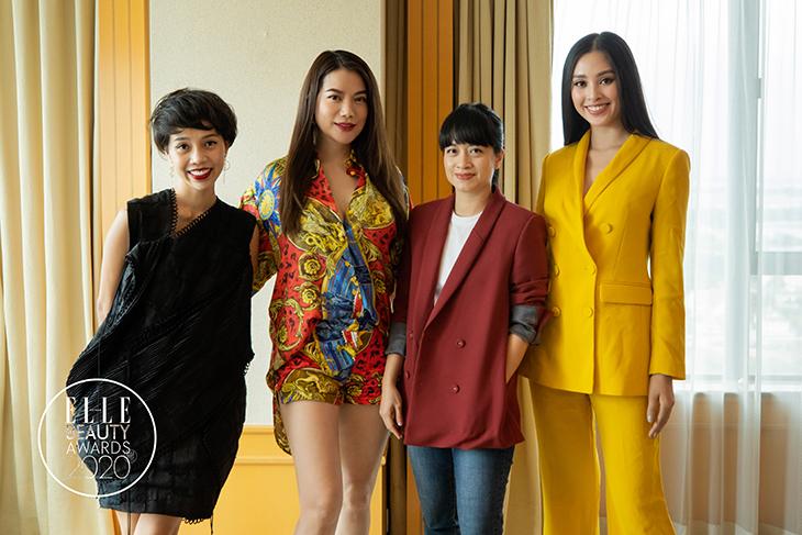 ELLE Beauty Adwards 2020 họp mặt ban cố vấn