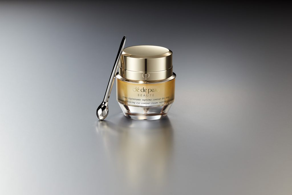 Clé de Peau Beauté Enhancing Eye Contour Cream Supreme.