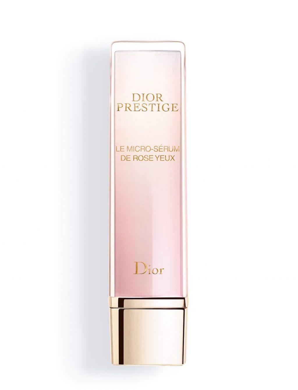 kem dưỡng mắt Dior Prestige Le Micro-sérum de Rose Yeux