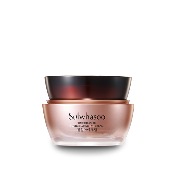 Sulwhasoo Timetreasure Invigorating Eye Cream.