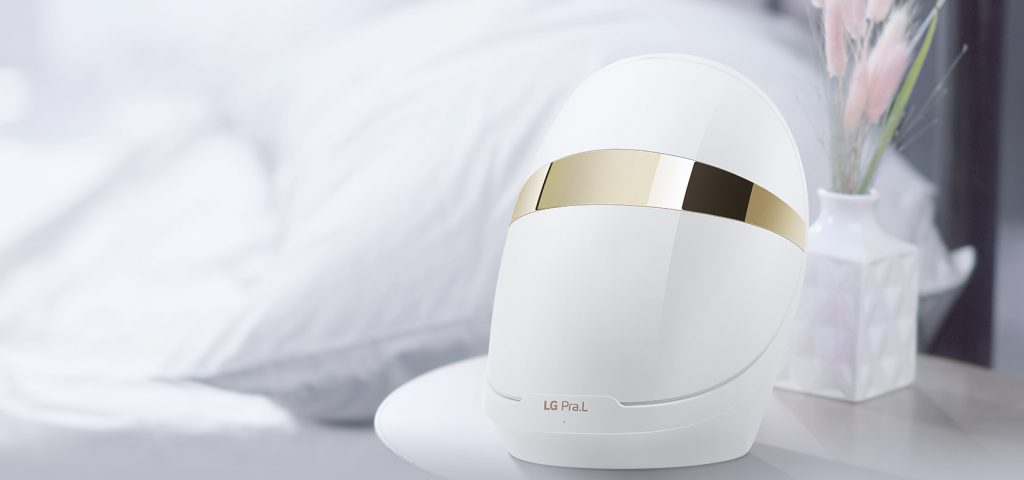 công cụ hỗ trợ làm đẹp da mặt nạ Derma LED