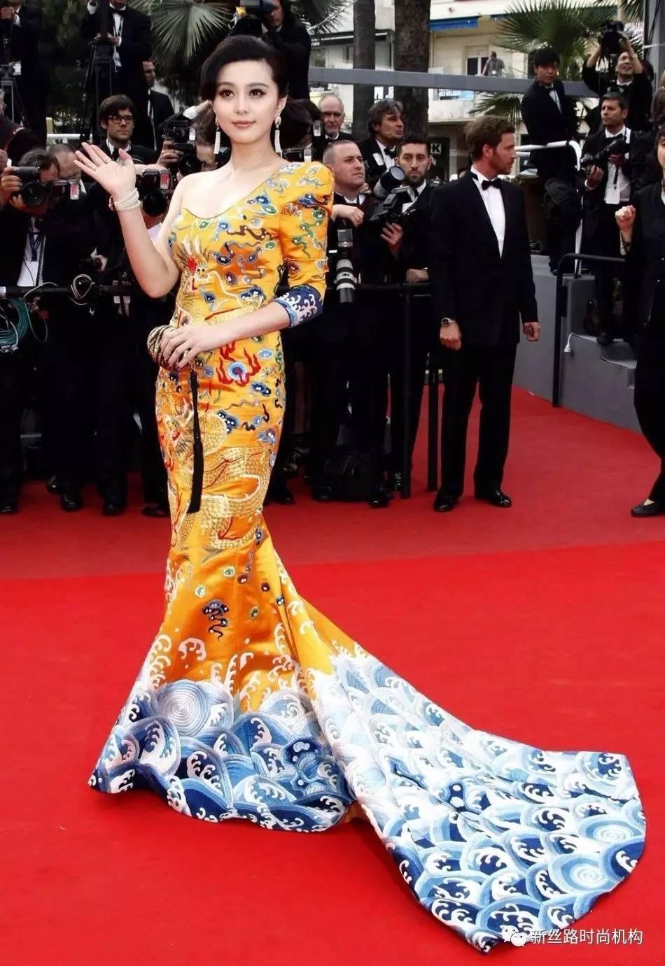 Pham Băng Băng thời trang thảm đỏ Cannes