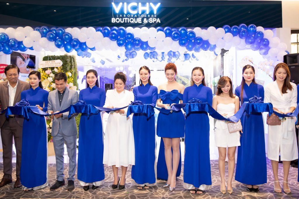 cửa hàng Vichy khai trương tại TPHCM