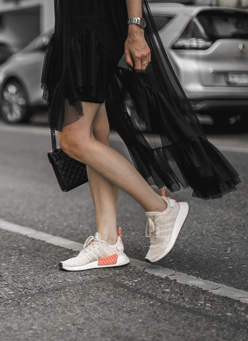 Giày sneakers Adidas NMD