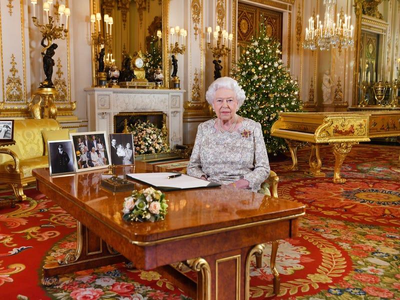 nữ hoàng elizabeth 2018