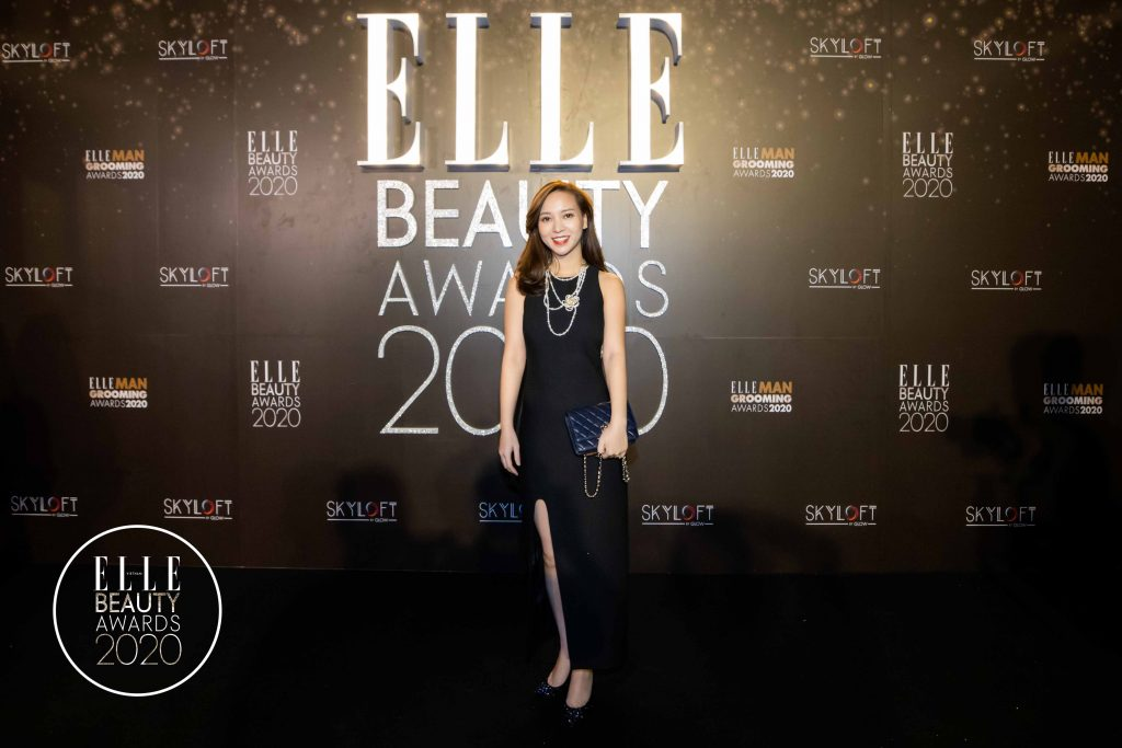 elle beauty awards 2020 beauty blogger hannah nguyễn