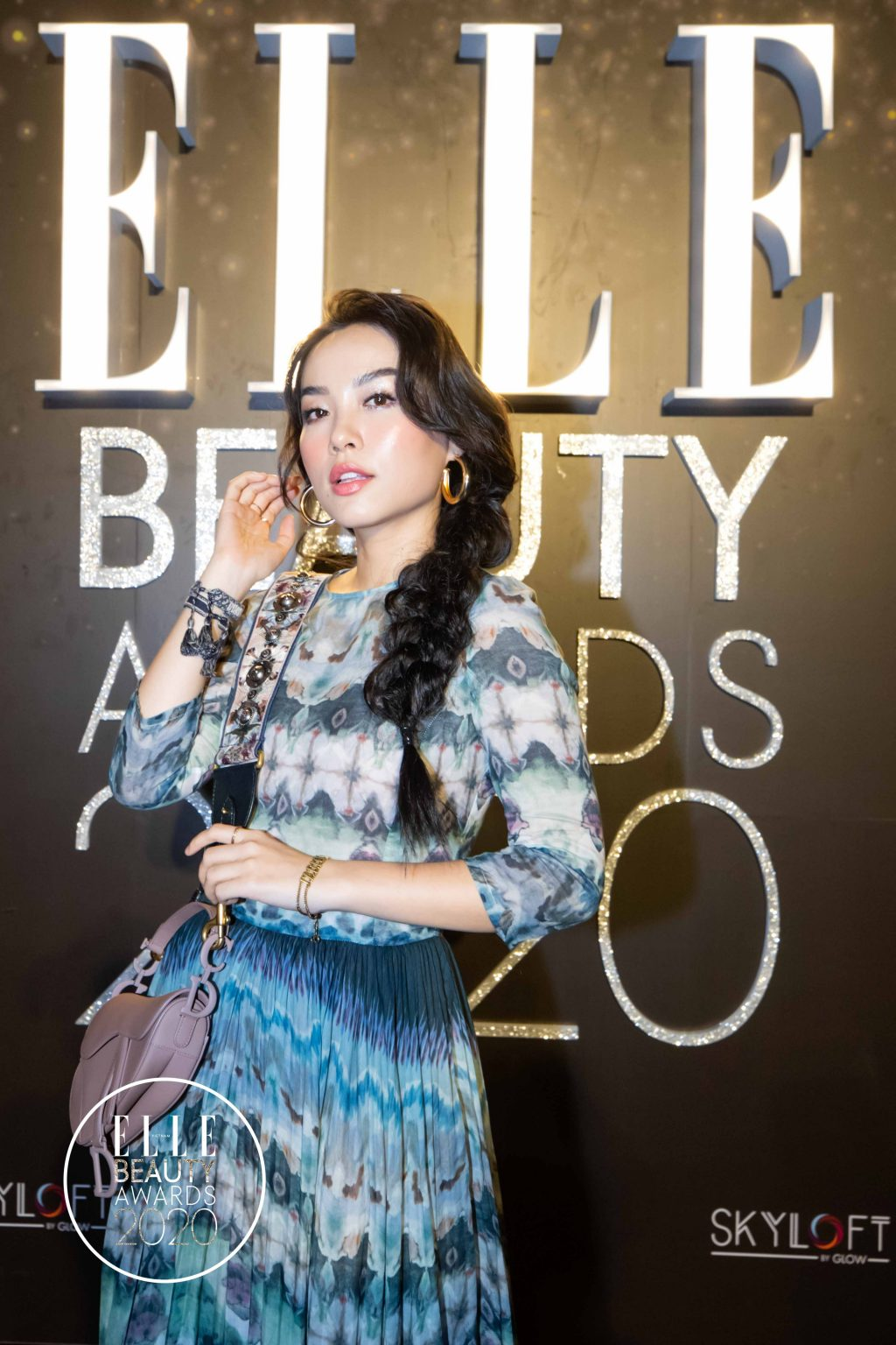 elle beauty awards 2020 hà trúc