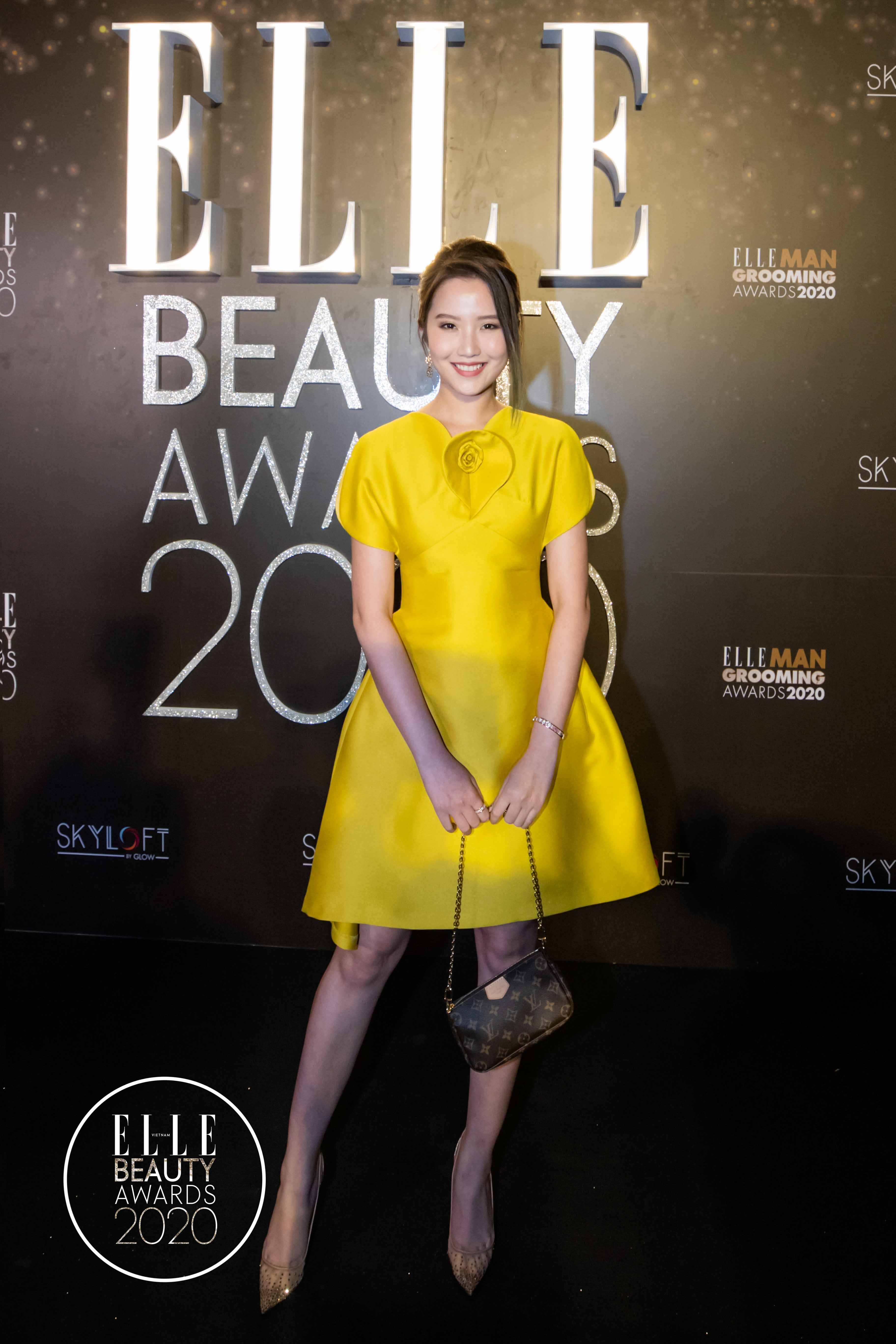 Beauty blogger Primmy Trương