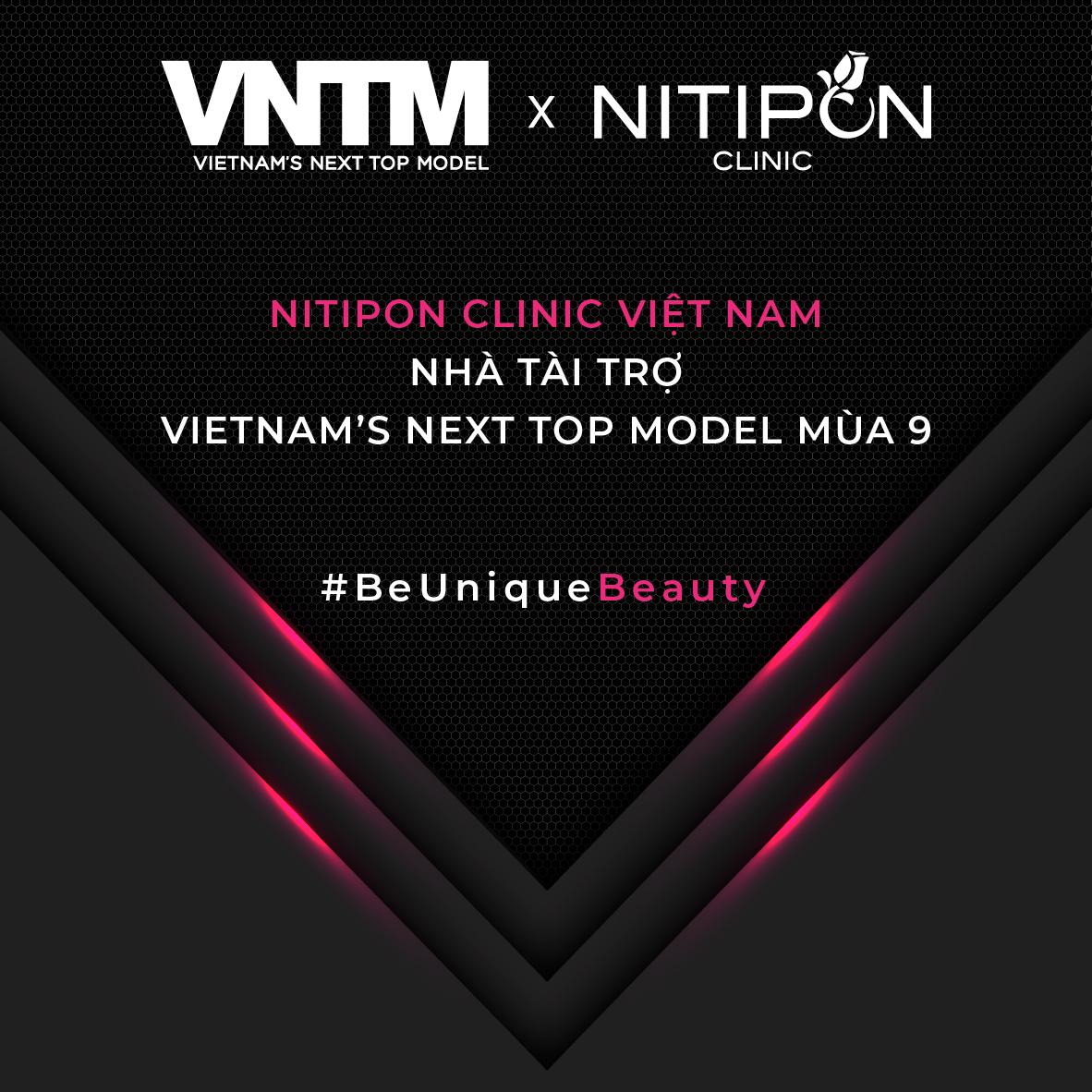 Nitipon đồng hành cùng VNTM