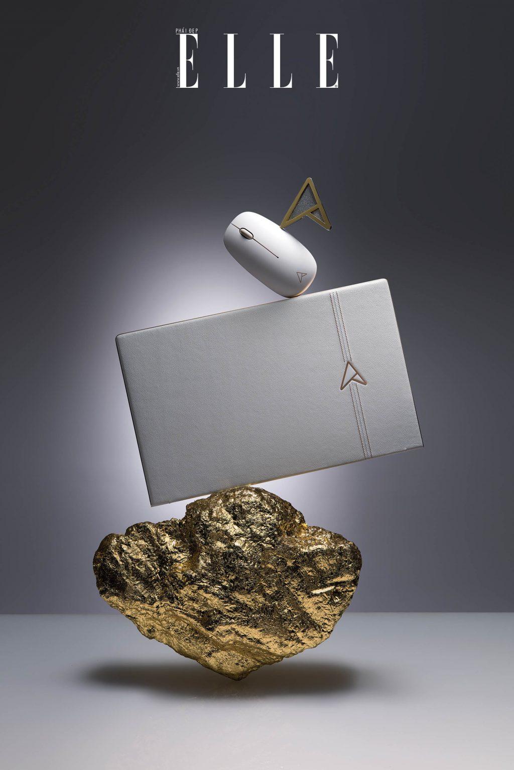 Asus đại diện cho chữ An