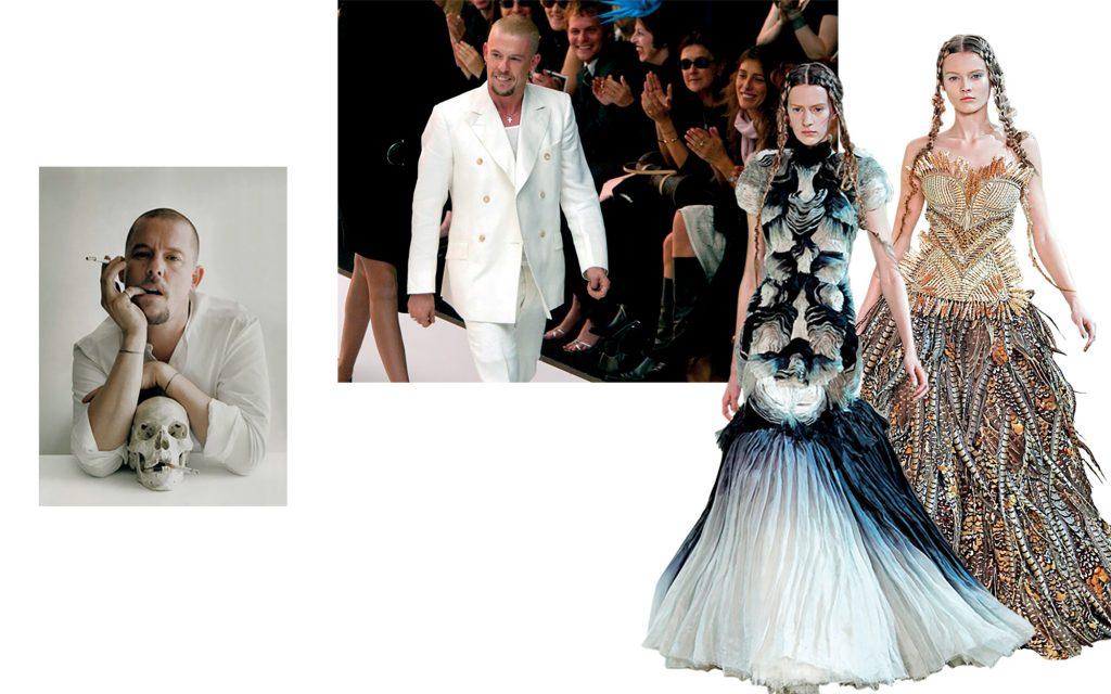 thời trang Alexander McQueen qua đời