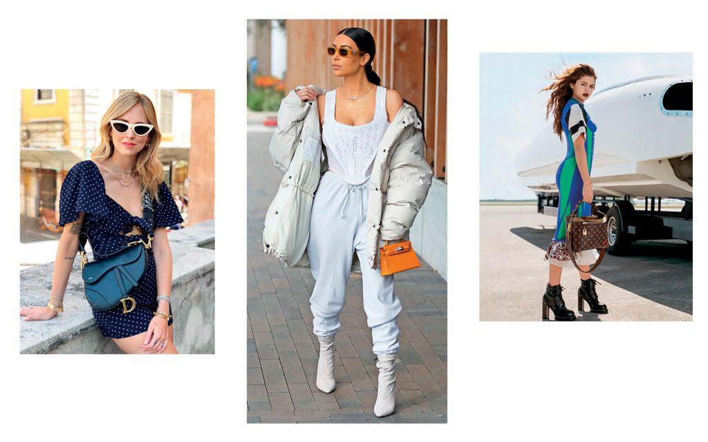 thời trang người có sức ảnh hưởng trên mạng xã hội
