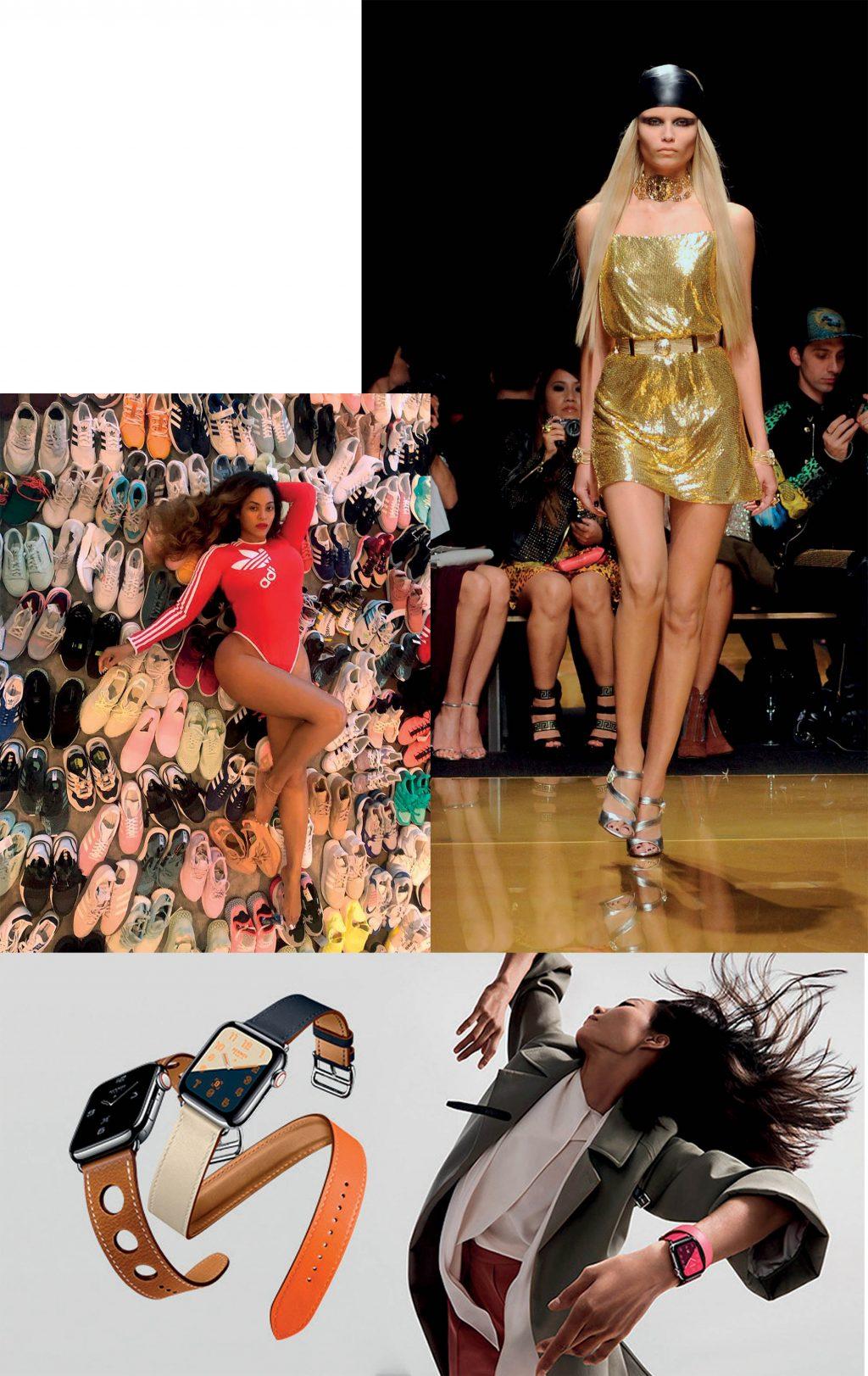 thời trang những sự kết hợp thương hiệu