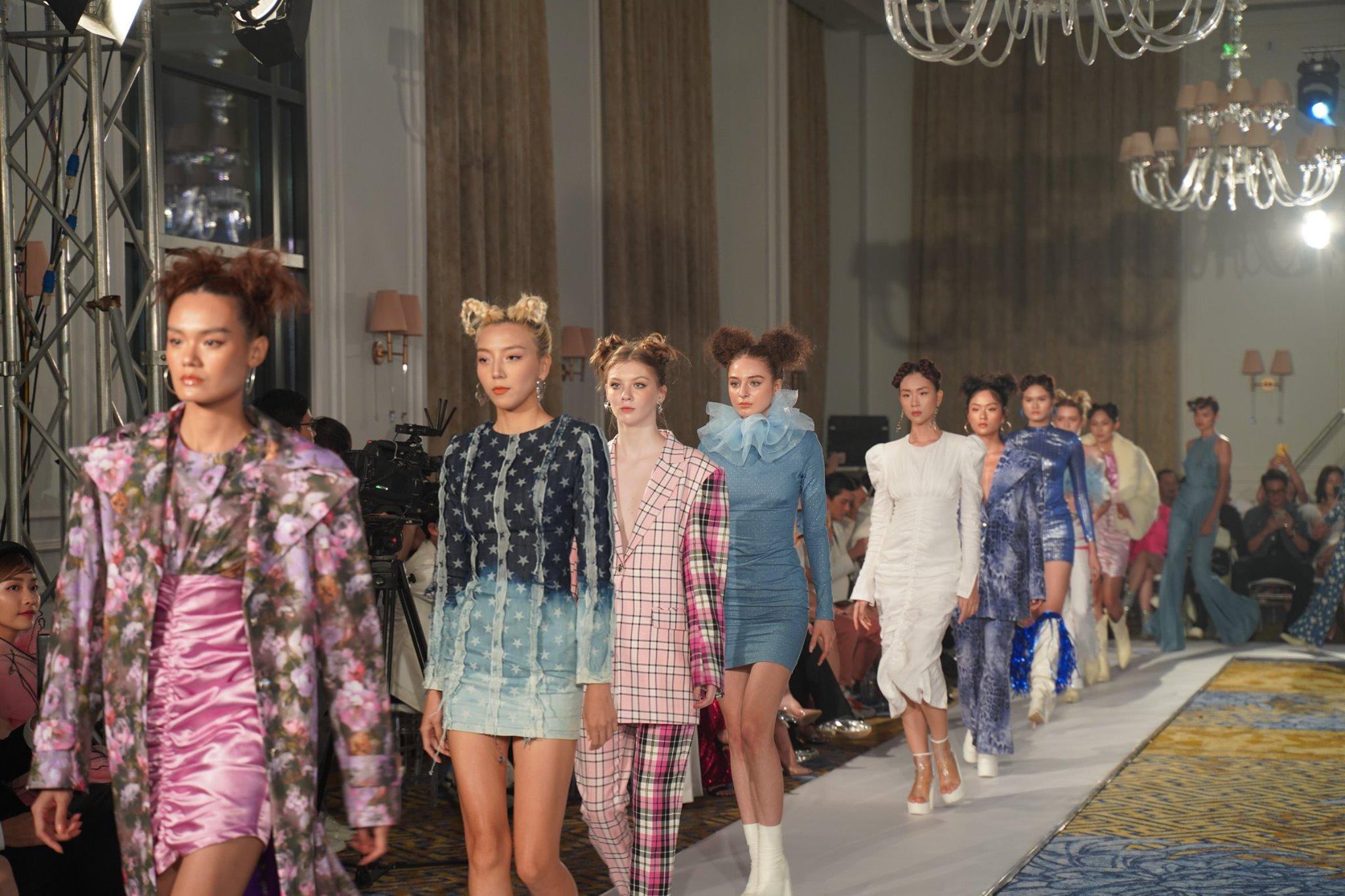 Fashionista Việt Quỳnh Anh Shyn BST Seen