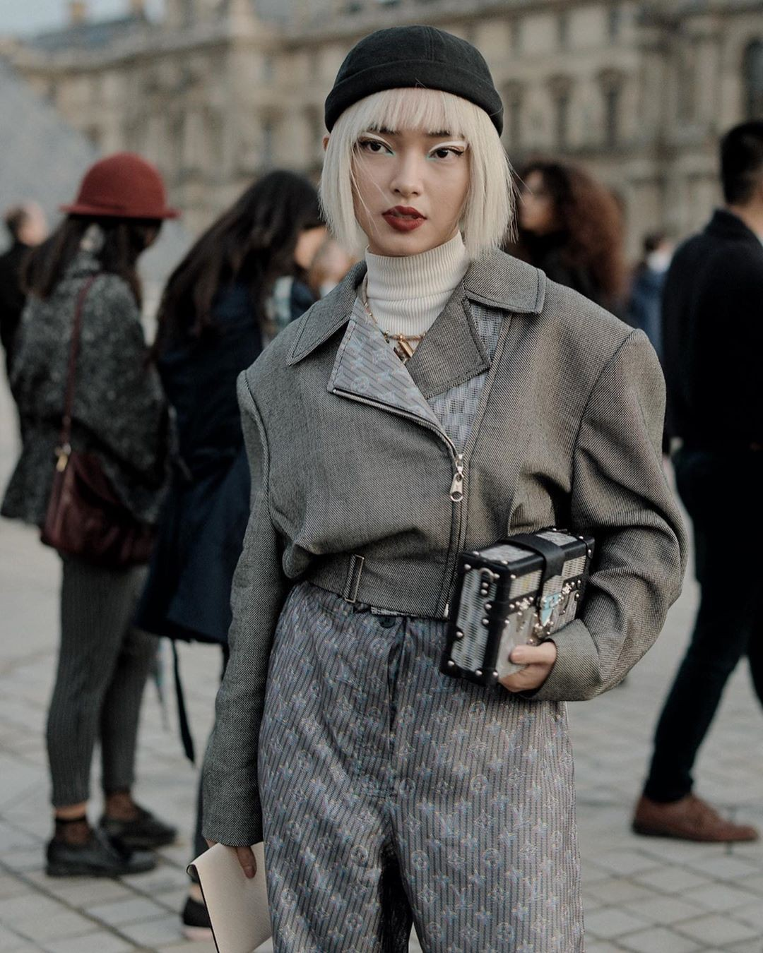 Châu Bùi show Louis Vuitton