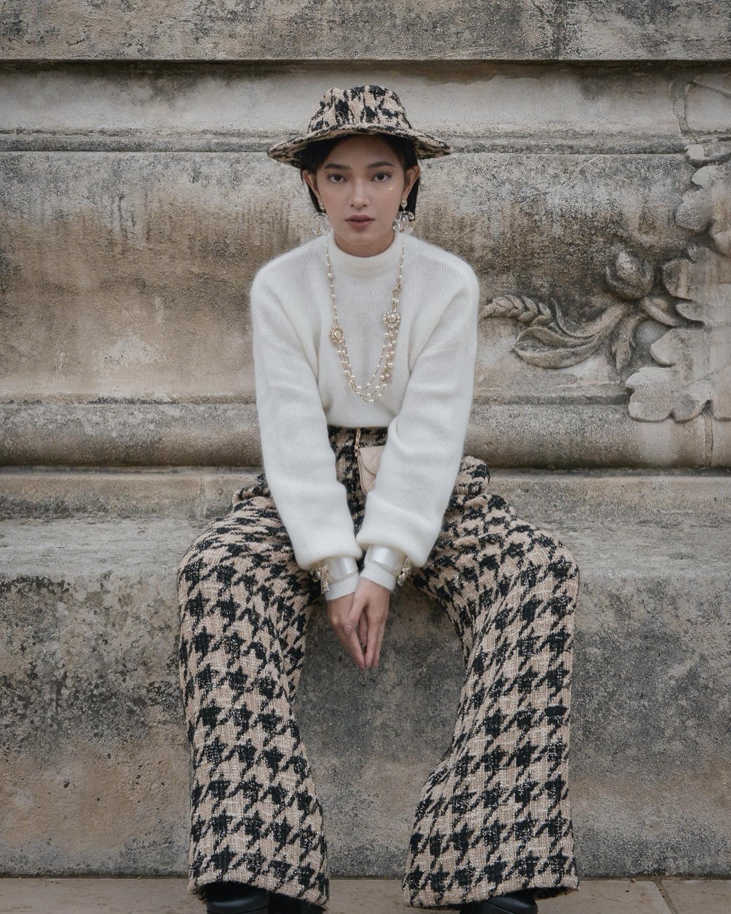 Châu Bùi show Chanel