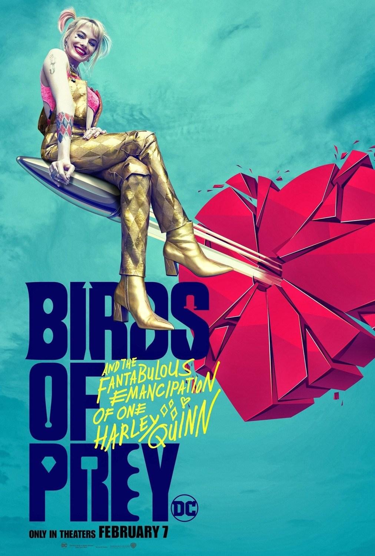 poster của birds of prey