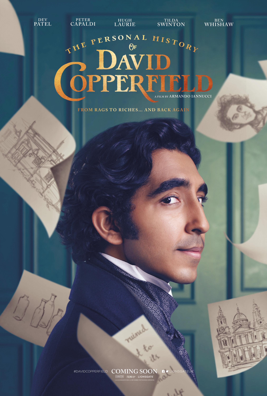 phim điện ảnh lịch sử david copperfield