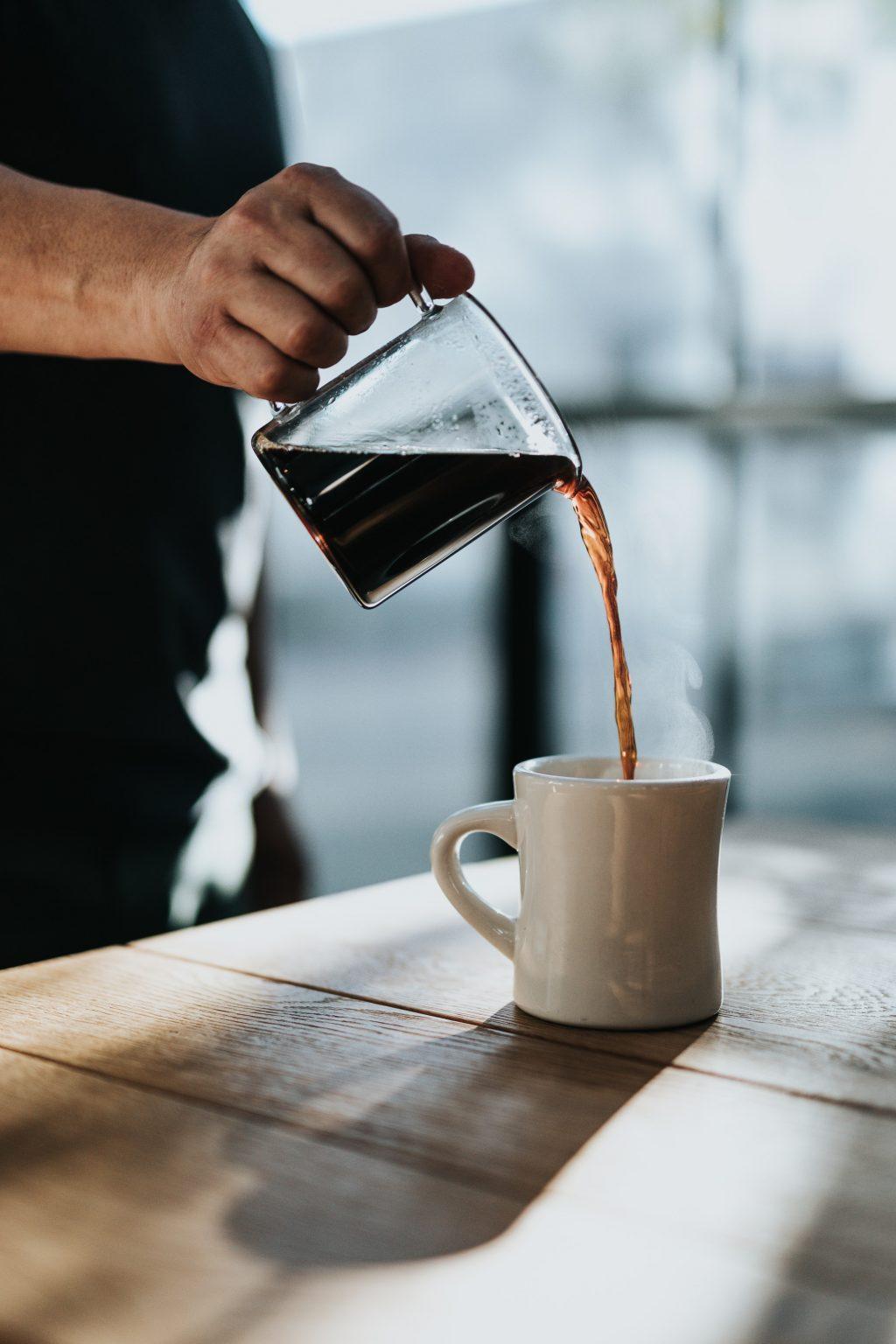 uống nhiều cà phê không tốt cho sức khoẻ