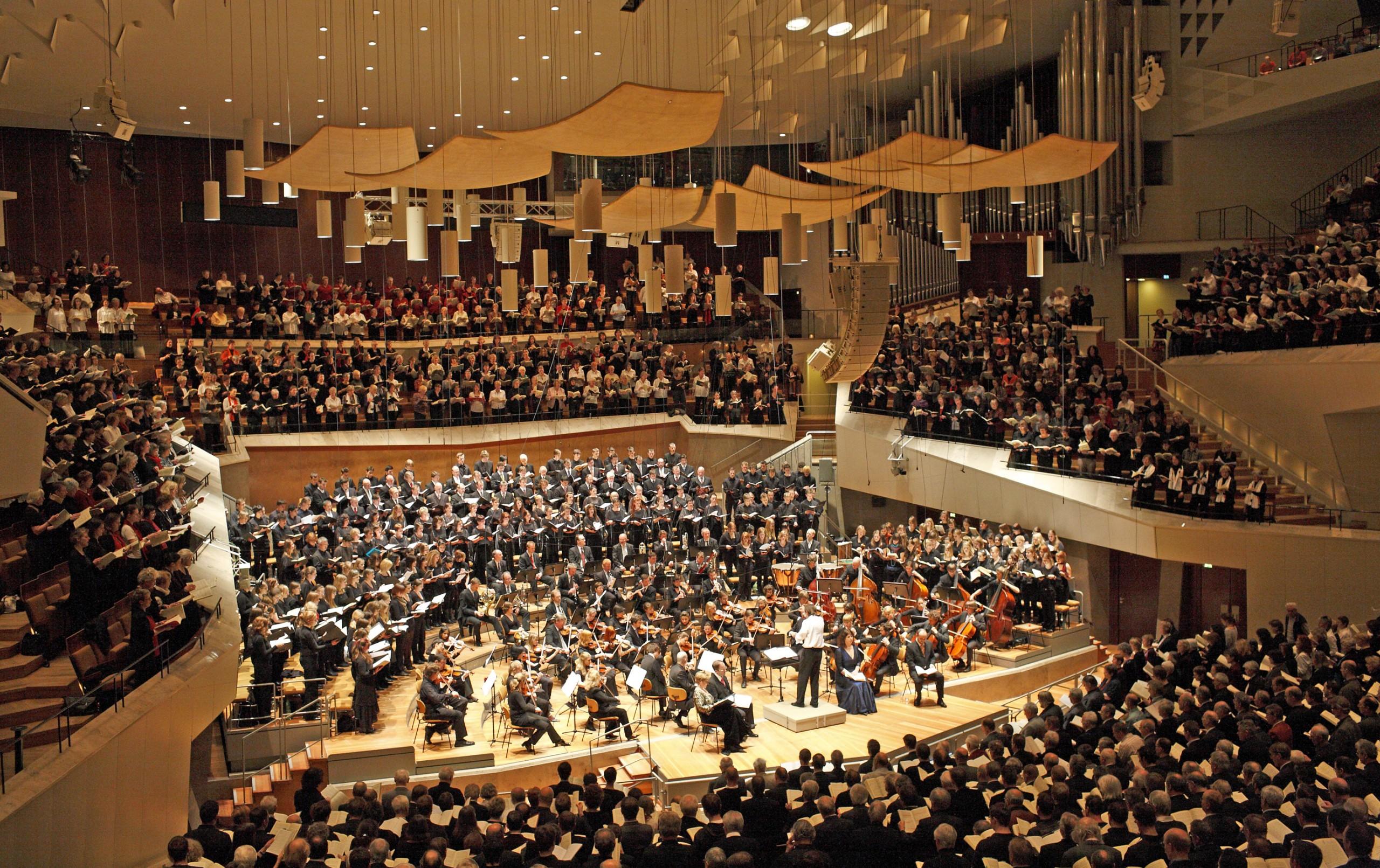 ảnh phòng hòa nhạc berlin