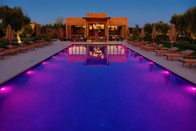 hồi bơi ở morocco