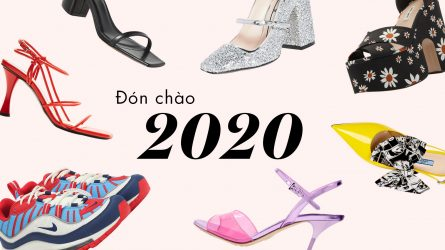 7 kiểu giày nữ đẹp hứa hẹn