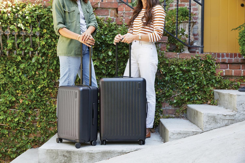 vali du lịch - kích thước size vali