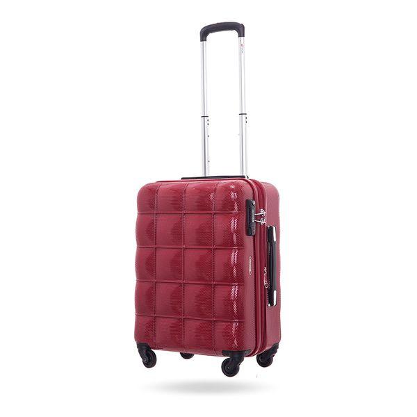 vali màu đỏ thời trang