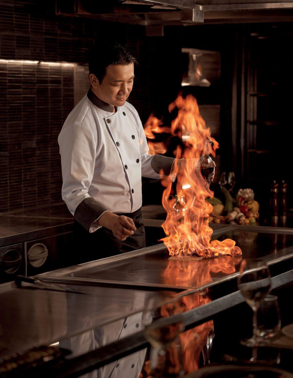 địa điểm nhà hàng thuần Nhật