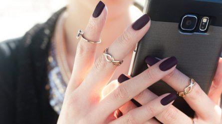 Mê mẩn với những mẫu móng tay đẹp mùa Xuân 2020